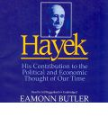 Hayek by Eamonn Butler Audio Book CD
