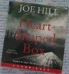 Heart Shaped Box - Joe Hill - AudioBook CD