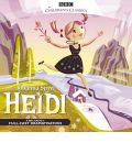 Heidi by Johanna Spyri Audio Book CD
