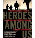 Heroes Among Us by Major Chuck Larson AudioBook CD