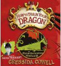 Hiccup by Cressida Cowell AudioBook CD