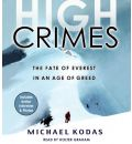 High Crimes by Michael Kodas Audio Book CD