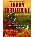 Hitler's War by Harry Turtledove Audio Book CD
