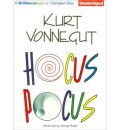 Hocus Pocus by Jr.  Kurt Vonnegut Audio Book CD