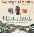 Homeland by George Hussein Obama AudioBook CD