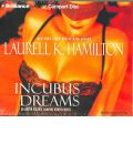 Incubus Dreams by Laurell K Hamilton Audio Book CD