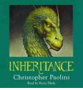 Inheritance by Christopher Paolini Audio Book CD