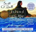Island of the Blue Dolphins by Scott O'Dell Audio Book CD