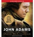 John Adams by David McCullough Audio Book CD