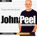 John Peel Remembered by John Peel Audio Book CD