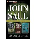 John Saul CD Collection by John Saul AudioBook CD