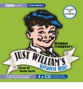 Just William's Greatest Hits by Richmal Crompton Audio Book CD