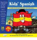 Kids' Spanish by  AudioBook CD