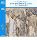 King Solomon's Mines by H. Rider Haggard AudioBook CD
