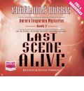 Last Scene Alive by Charlaine Harris Audio Book CD