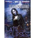 Late Eclipses by Seanan McGuire AudioBook Mp3-CD