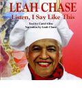 Leah Chase by Carol Allen Audio Book CD