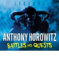 Legends! by Anthony Horowitz AudioBook CD