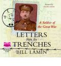 Letters from the Trenches by Bill Lamin AudioBook CD