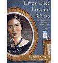 Lives Like Loaded Guns by Lyndall Gordon Audio Book Mp3-CD
