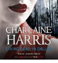 Living Dead in Dallas by Charlaine Harris Audio Book CD
