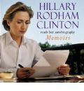 Living History by Hillary Rodham Clinton AudioBook CD