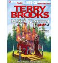 Magic Kingdom for Sale Sold by Terry Brooks AudioBook Mp3-CD