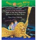 Magic Tree House: Books 33-36 by Mary Pope Osborne Audio Book CD
