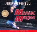 Maniac Magee by Jerry Spinelli AudioBook CD
