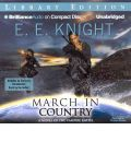 March in Country by E E Knight Audio Book CD