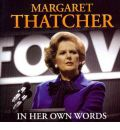 Margaret Thatcher in Her Own Words by Margaret Thatcher Audio Book CD