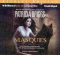 Masques by Patricia Briggs AudioBook CD