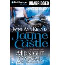 Midnight Crystal by Jayne Castle Audio Book Mp3-CD