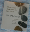 Mindfulness Meditation for Pain Relief - Jon Kabat-Zinn - AudioBook CD