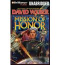 Mission of Honor by David Weber AudioBook Mp3-CD
