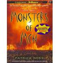 Monsters of Men by Patrick Ness Audio Book CD