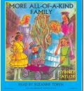 More All-Of-A-Kind Family by Sydney Taylor AudioBook CD