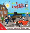 More Famous Composers: v. 2 by Darren Henley Audio Book CD