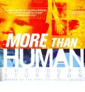 More Than Human by Theodore Sturgeon AudioBook CD