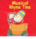 Musical Rhyme Time by  AudioBook CD