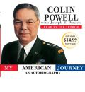 My American Journey by Colin Powell Audio Book CD