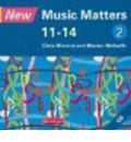 New Music Matters 11-14 Audio CD 2 by Chris Hiscock Audio Book CD