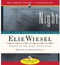 Night by Elie Wiesel Audio Book CD