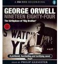 Nineteen Eighty-four by George Orwell Audio Book CD