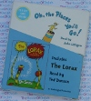 Oh, the Places You'll Go! and The Lorax - Dr Seuss - AudioBook CD