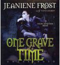 One Grave at a Time by Jeaniene Frost AudioBook CD