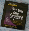 Own Your Own Corporation - Robert T. Kiyosaki - AudioBook CD