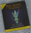 Percy Jackson and the Olympians - The Demigod Files - Rick Riordan - AudioBook CD