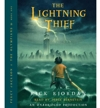 Percy Jackson and the Lightning Thief by Rick Riordan AudioBook CD
