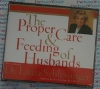 The Proper Care and Feeding of Husbands - Dr Laura Schlessinger - AudioBook CD
